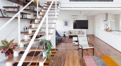 Modelos de escadas: 5 tipos e 50 ideias incríveis para você se inspirar