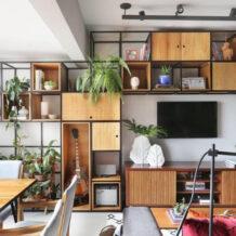 Nichos para sala: 60 ideias para organizar o espaço e onde comprar