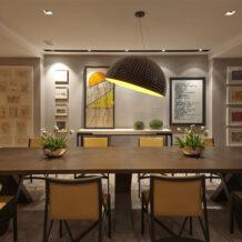 50 modelos de pendente para sala que são modernos e elegantes