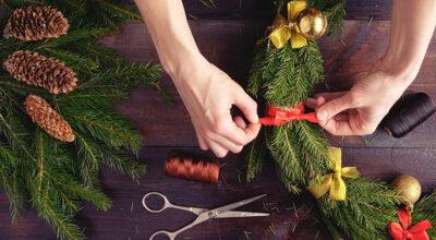 Como fazer decoração de Natal: 100 ideias e tutoriais para te inspirar