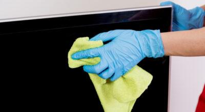 Como limpar tela de TV: 14 métodos para deixar sua TV limpinha