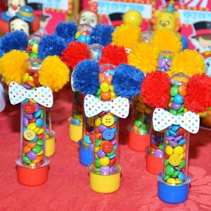 Festa Circo 80 Ideias E Tutoriais Para Uma Comemoração Mágica