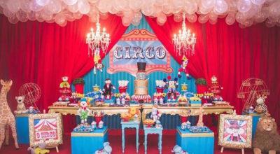 Festa Circo: 80 ideias e tutoriais para uma comemoração mágica