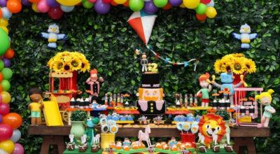 Festa Mundo Bita: 50 ideais criativas para adicionar à decoração