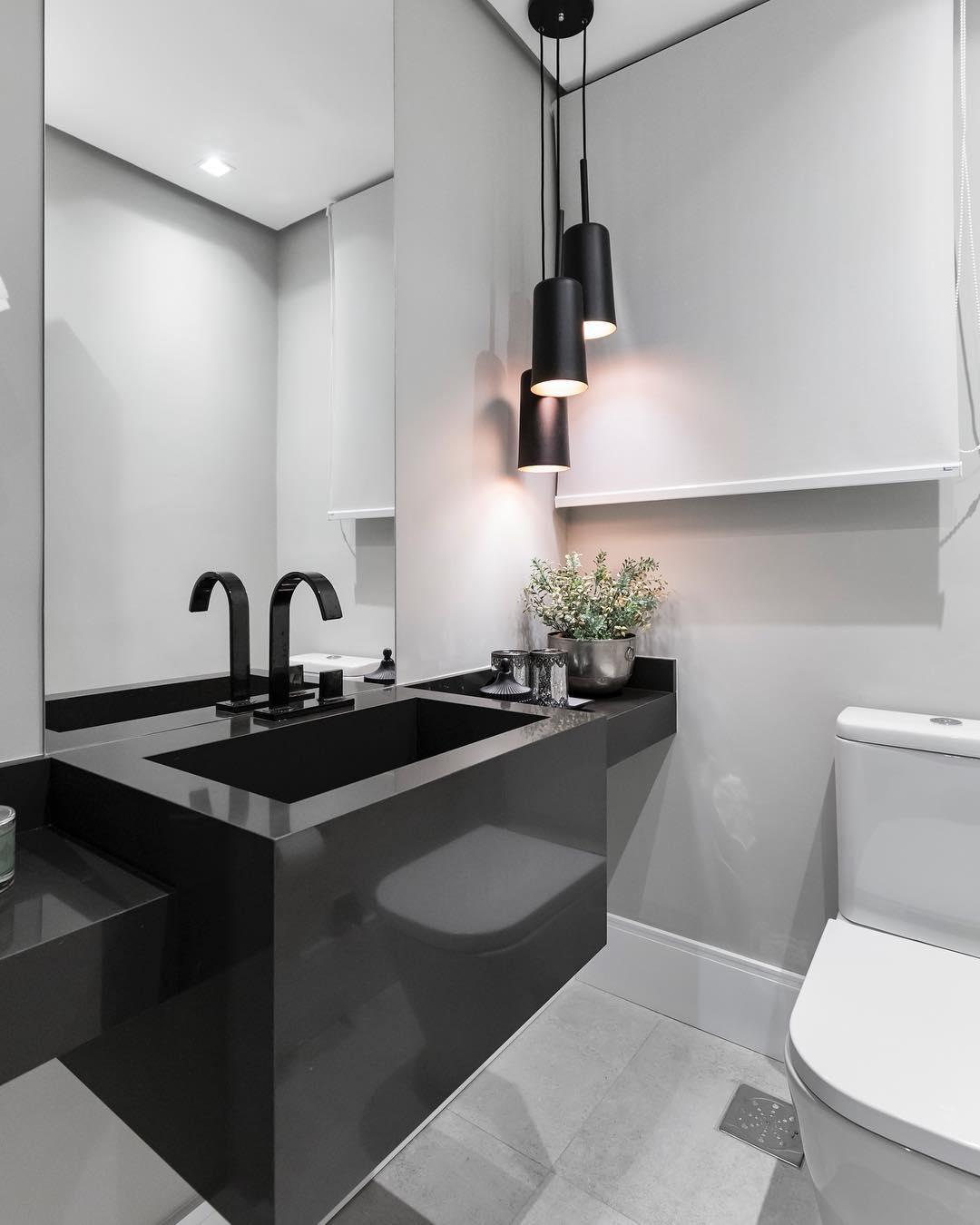 Luminária Para Banheiro 50 Modelos Modernos E Atemporais