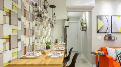80 ideias incríveis de revestimento de parede para renovar seu espaço