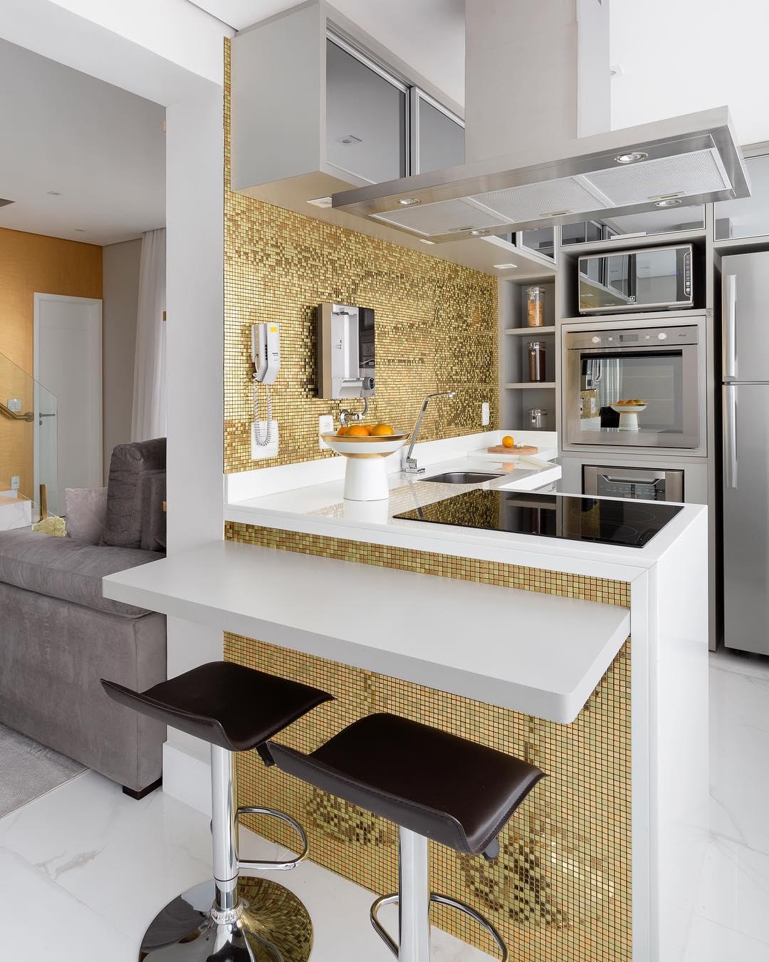 Cozinha Em L 70 Modelos Funcionais Para Incorporar No Seu Projeto
