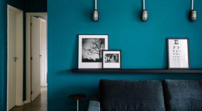 Azul petróleo: 70 ideias modernas para apostar na cor