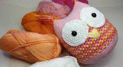 Coruja de crochê: 80 modelos para se apaixonar e como fazer