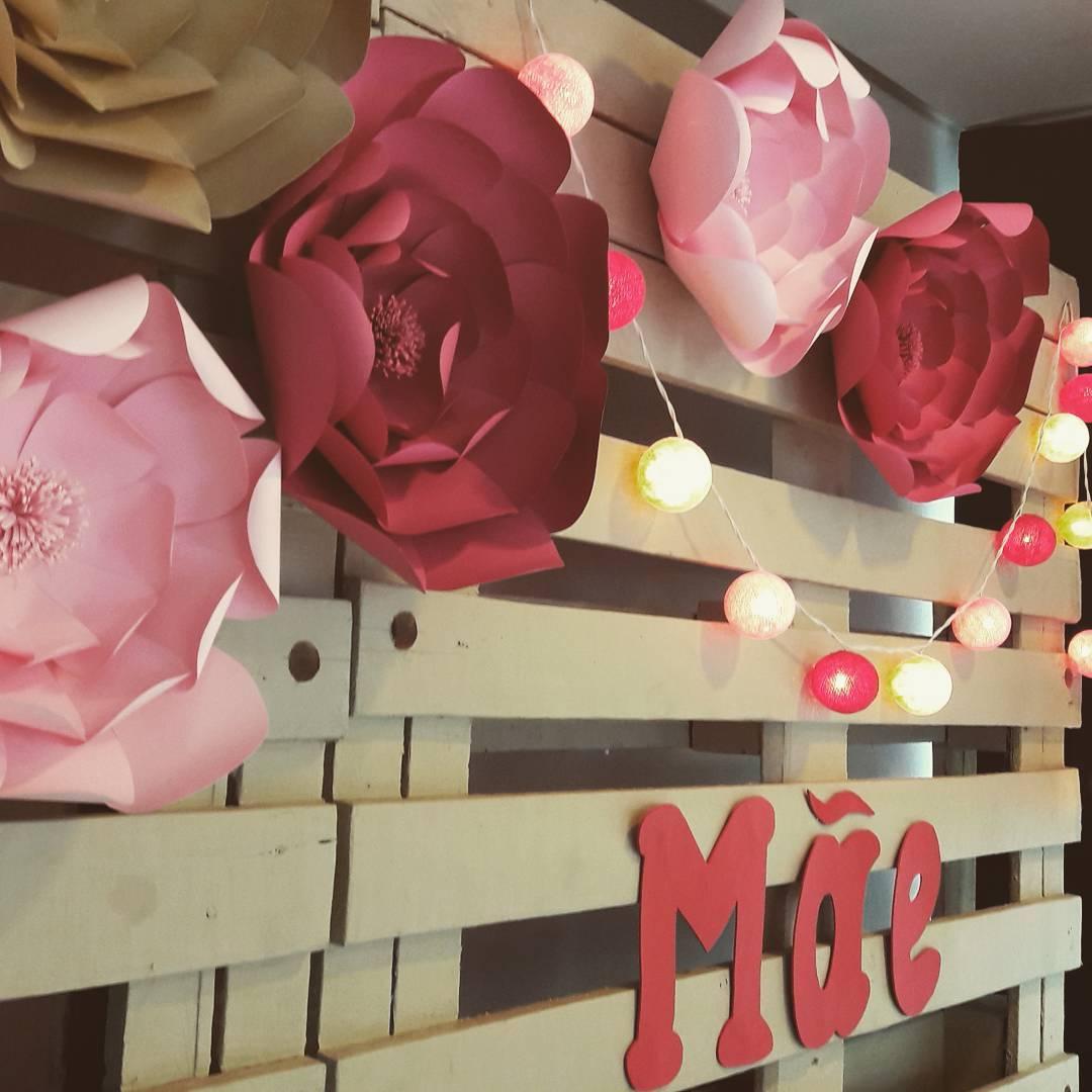 Decoraç u00e3o Dia das M u00e3es 65 ideias PERFEITAS para surpreender a sua -> Decoração Dia Das Mães Em Loja