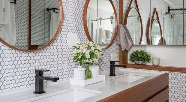 Azulejo para banheiro: 70 ideias incríveis para renovar o seu espaço