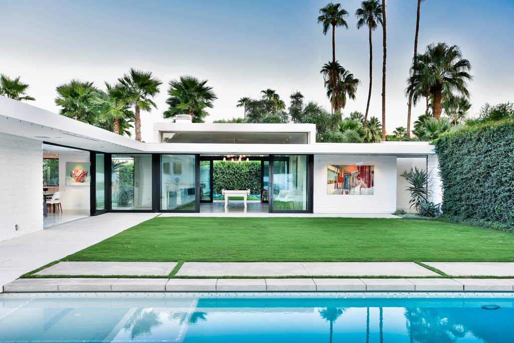 Casa em l 70 modelos e plantas para inspirar o seu projeto for Casa moderna l