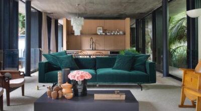 Tecido para sofá: conheça vários tipos e inspire-se com 35 ideias
