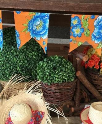 Bandeirinha para Festa Junina: 15 tipos e tutorias para inovar na decoração