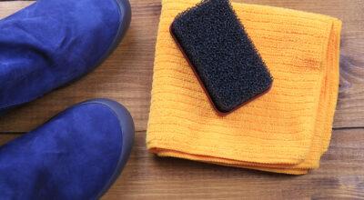 Como limpar sapatos de camurça: 10 tutoriais e dicas úteis