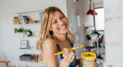 Como pintar parede: 10 tutoriais para dar uma nova cara ao seu lar