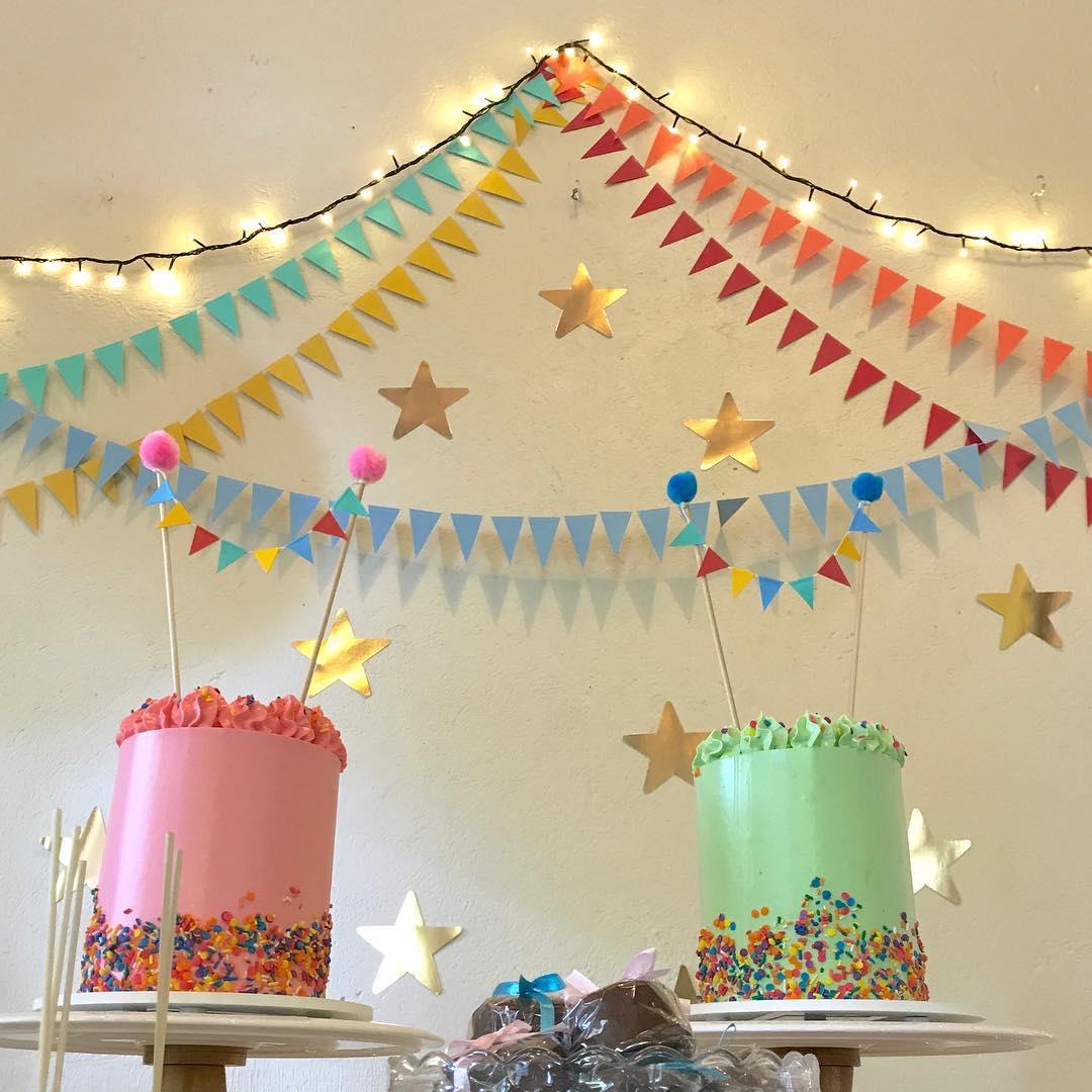 Decoraç u00e3o de aniversário simples 75 ideias criativas e econ u00f4micas -> Decoração De Girassol Para Aniversario