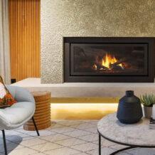 Lareira elétrica: como funciona, vantagens e modelos para aquecer a casa