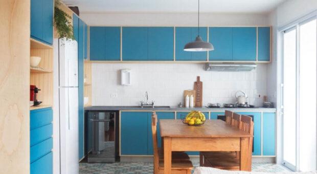 Cores para cozinha: 70 ideias contagiantes para colorir o espaço