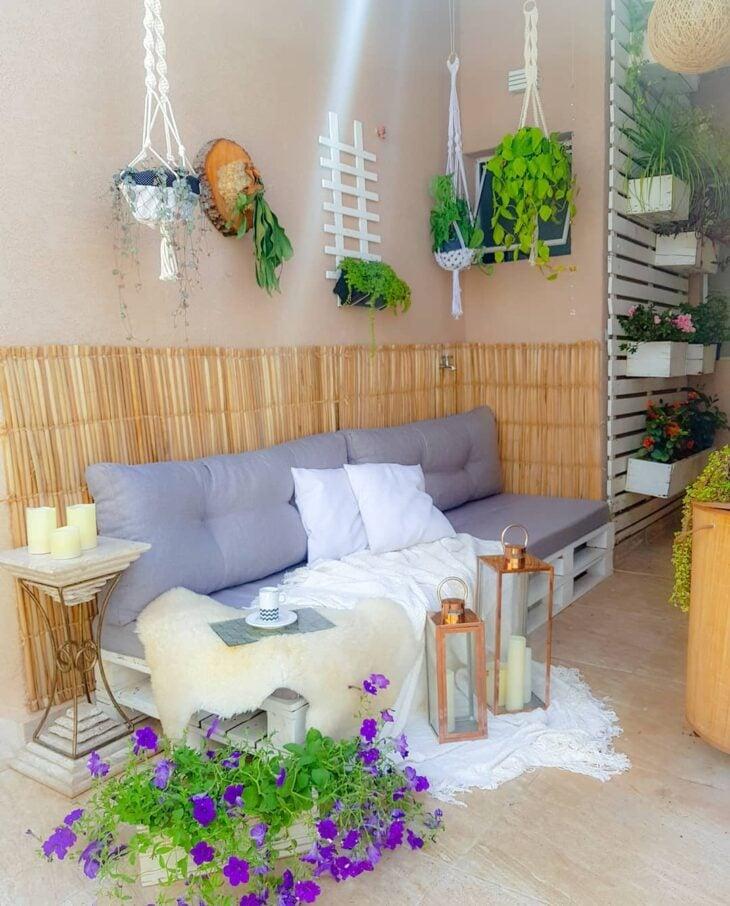 33 Ideias Para Transformar Sua Casa Normal Em: Decoração De Jardim: 50 Ideias E Tutoriais Para Dar Vida à