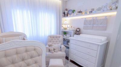 Prateleira para quarto de bebê: 70 modelos e tutoriais para decorar