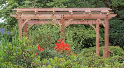 Caramanchão: conheça essa estrutura e renove o seu quintal