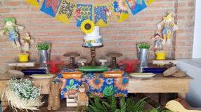 Decoração de festa junina: 90 ideias coloridas e bem criativas
