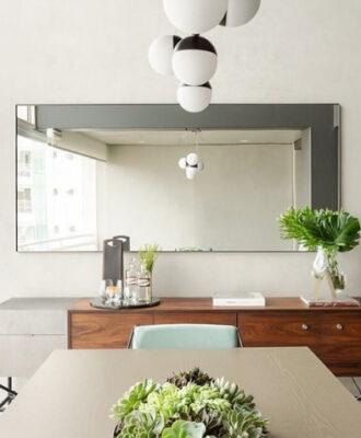 Espelho grande: 70 modelos e dicas para melhor usá-lo
