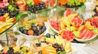 Mesa de frutas: 70 maneiras para decorar com muitas cores e sabores