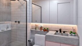 Banheiro simples: 110 propostas para aproveitar o que você já tem