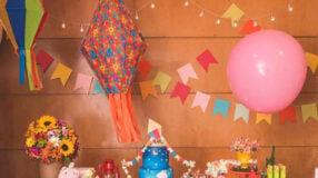 Como fazer balão de Festa Junina: tutoriais e ideias coloridas para decorar