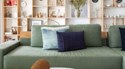 Cores frias: 70 maneiras de usar essa paleta na sua decoração