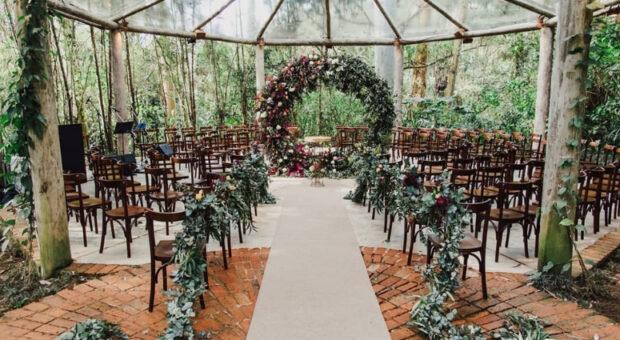 Decoração de casamento rústico: 70 fotos e ideias apaixonantes