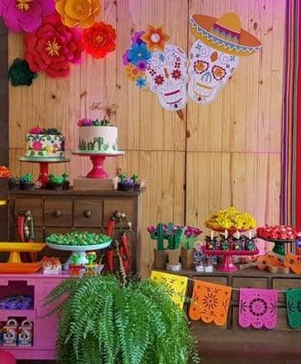 Festa mexicana: 70 fotos e tutoriais que vão te fazer gritar arriba