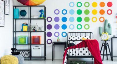Adesivos de parede para quarto: 50 modelos estilosos para você se inspirar