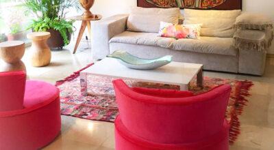 Fúcsia: 60 ideias surpreendentes para decorar a casa com a cor