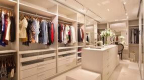 Modelos de closet: 50 ideias que unem beleza e funcionalidade