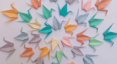 Origami: tutoriais e ideias criativas para fazer decorações com papel