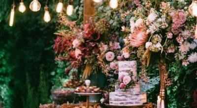 Bolo de casamento: 110 modelos encantadores para esse dia especial