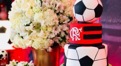 Bolo do Flamengo: 100 modelos campeões para comemorar