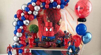 Bolo do Homem-Aranha: 75 modelos radicais e muito criativos