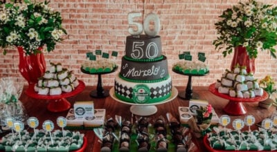 Festa de 50 anos: dicas e 25 ideias para celebrar muito