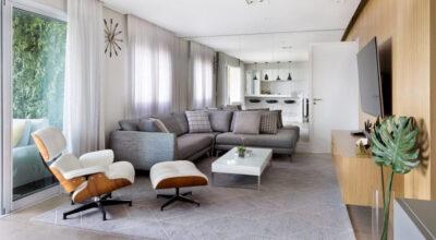 Tapete cinza: 45 modelos para deixar seu espaço mais bonito