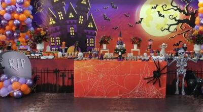 Festa de Halloween: 80 ideias assustadoras e vídeos criativos