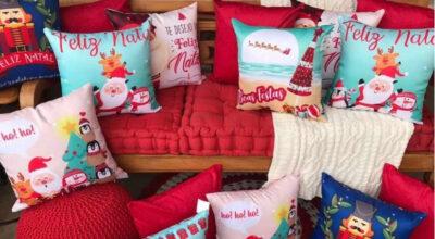 Almofadas de Natal: onde comprar e 40 modelos para decorar