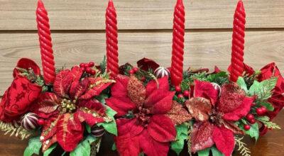 Arranjos de Natal: 70 ideias lindas, onde comprar e como fazer