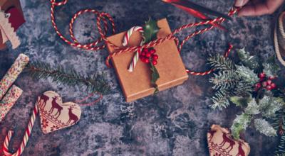 25 modelos de caixinha de Natal para embalar seus presentes com perfeição