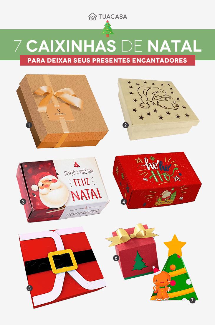 Caixinha De Natal 25 Ideias Que Vao Deixar Ate O Noel Surpreso