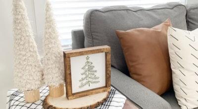 Decoração de Natal simples: 80 ideias para deixar o espírito natalino entrar