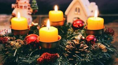 Velas de Natal: 50 modelos encantadores, tutoriais e lojas para comprar